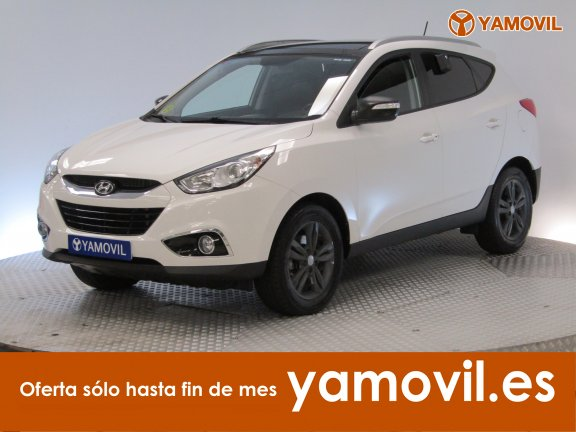 Hyundai IX35 2.0 CRDI 184CV TECNO SKY 4X2