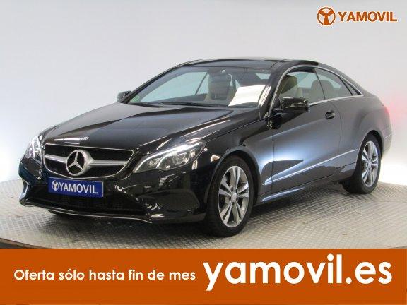 Mercedes-Benz E 350 COUPE 350 BLUETEC
