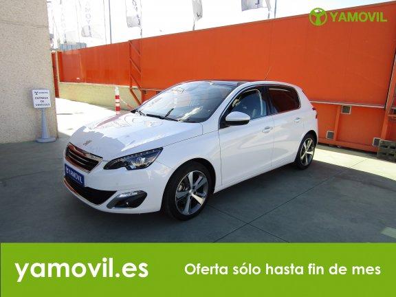 Peugeot 308 1.6HDI 120CV ALLURE TECHO+CUERO