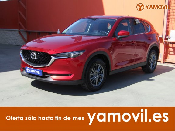 Mazda CX-5 2.2D EVOLUTION NAVI 150CV MANUAL 4X2