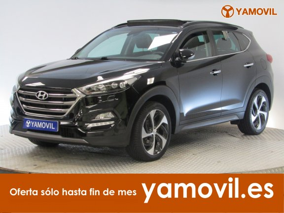 Hyundai Tucson 2.0 CRDI TECNO SKY SAFE