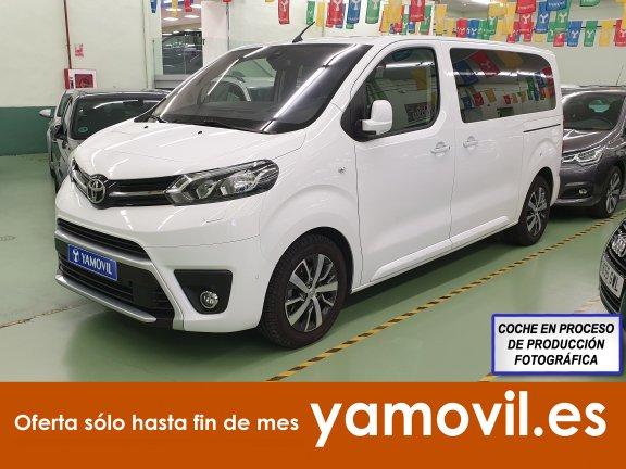 Toyota Proace VERSO 1.5D FAMILY ADVANCE 8PLZ