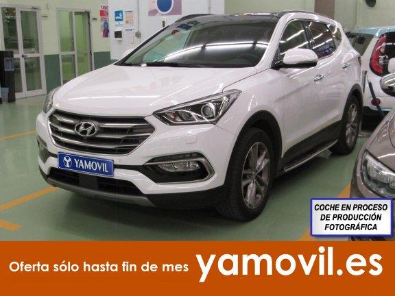 Hyundai Santa Fe 2.2 CRDI STYLE SAFE 200CV AUTO. 4X4 7 PLAZAS 5P