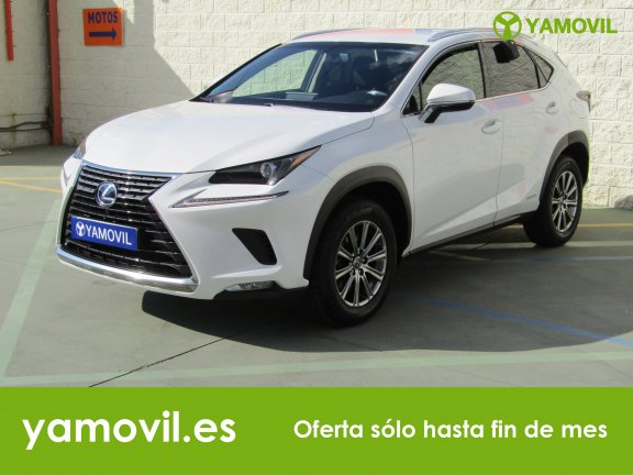 Lexus NX 300h BUSINESS NAVIGATION 2WD AUTO