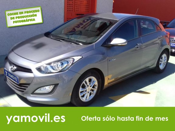 Hyundai I30 1.6GDI BD TECNO 135CV