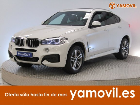 BMW X6 40D PACK M