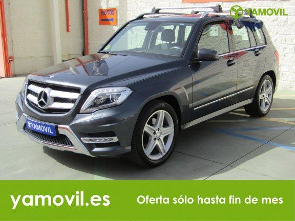 Mercedes-Benz Clase GLK 220CDI 4MATIC 170CV AUT