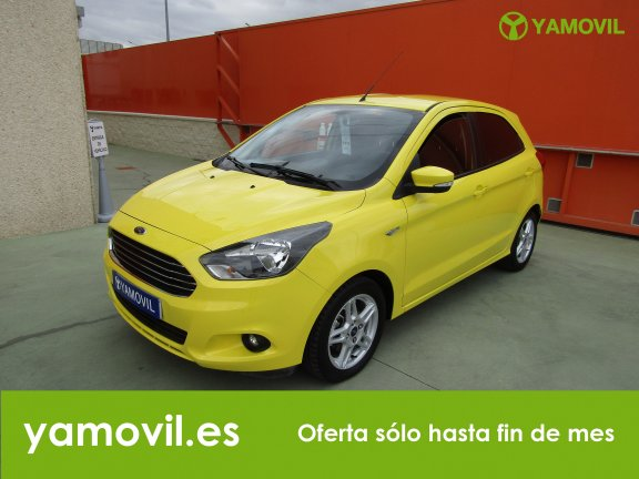 Ford Ka + 1.19 TI-VCT ULTIMATE 85CV 5P