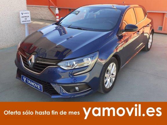 Renault Megane LIMITED TCE 100CV