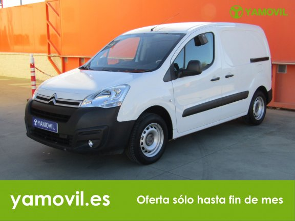 Citroen Berlingo 1.6HDI 100CV FURGON CLUB