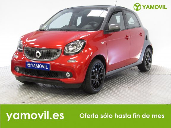 Smart ForFour EQ PASSION 82CV 5P