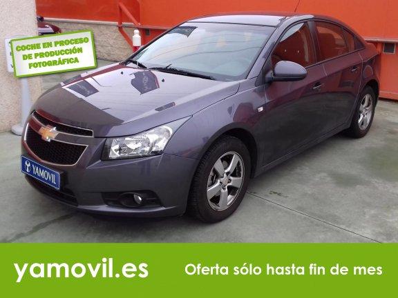Chevrolet Cruze 1.6i LT+Clima 124cv