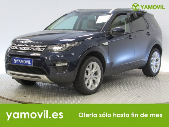 Land Rover Discovery SPORT TD4 20 180CV HSE