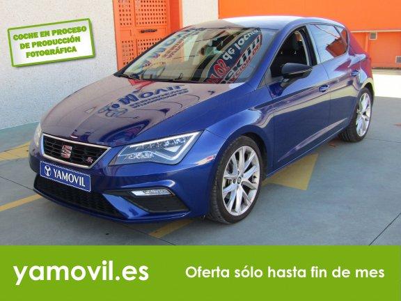 Seat Leon 2.0TDI 150CV FR PLUS
