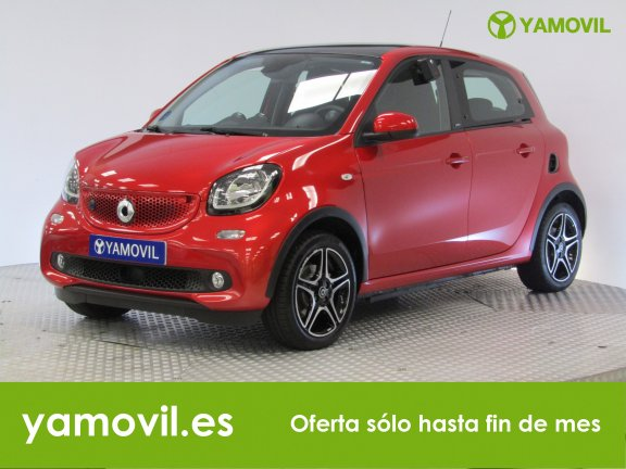 Smart ForFour EQ PASSION 81CV