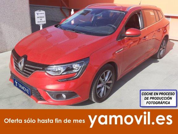 Renault Megane SPORT TOURER ZEN 1.6 DCI