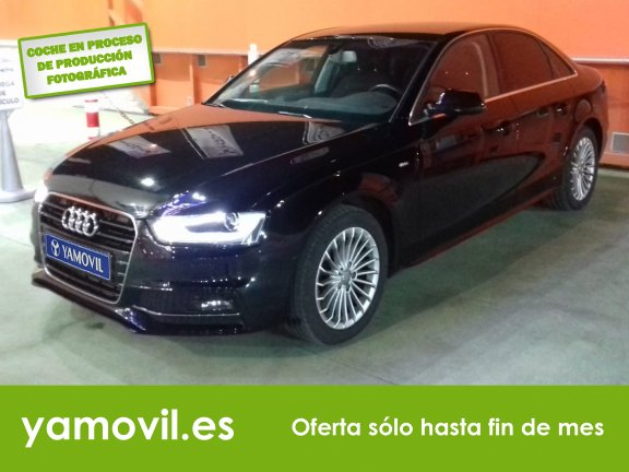 Audi A4 2.0 TDI 150CV PACK S-LINE