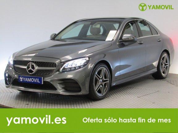 Mercedes-Benz C 200 HYBRID 184CV AMG 9G