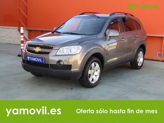 Chevrolet Captiva 2.0 VCDI LS 7 PLAZAS