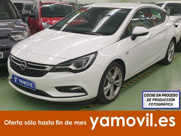Opel Astra 1.6T EXCELLENCE