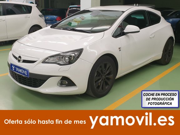 Opel Astra GTC 1.6CDTI SS SPORTIVE