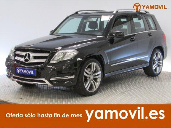 Mercedes-Benz Clase GLK 200CDI 143CV AUT