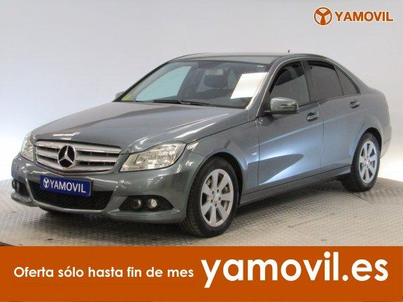 Mercedes-Benz Clase C 200CDI ELEGANCE