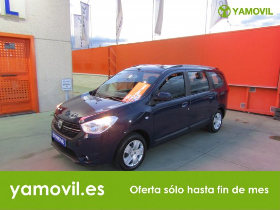 Dacia Lodgy 1.2TCE LAUREATE 120CV 7PLZ