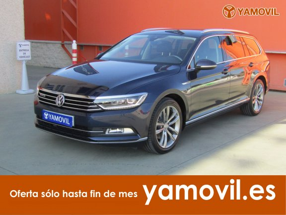 Volkswagen Passat VARIANT 2.0TDI 4MOTION DSG SPORT