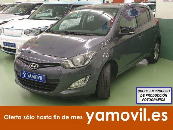 Hyundai I20 1.2 GO PLUS + TECHO