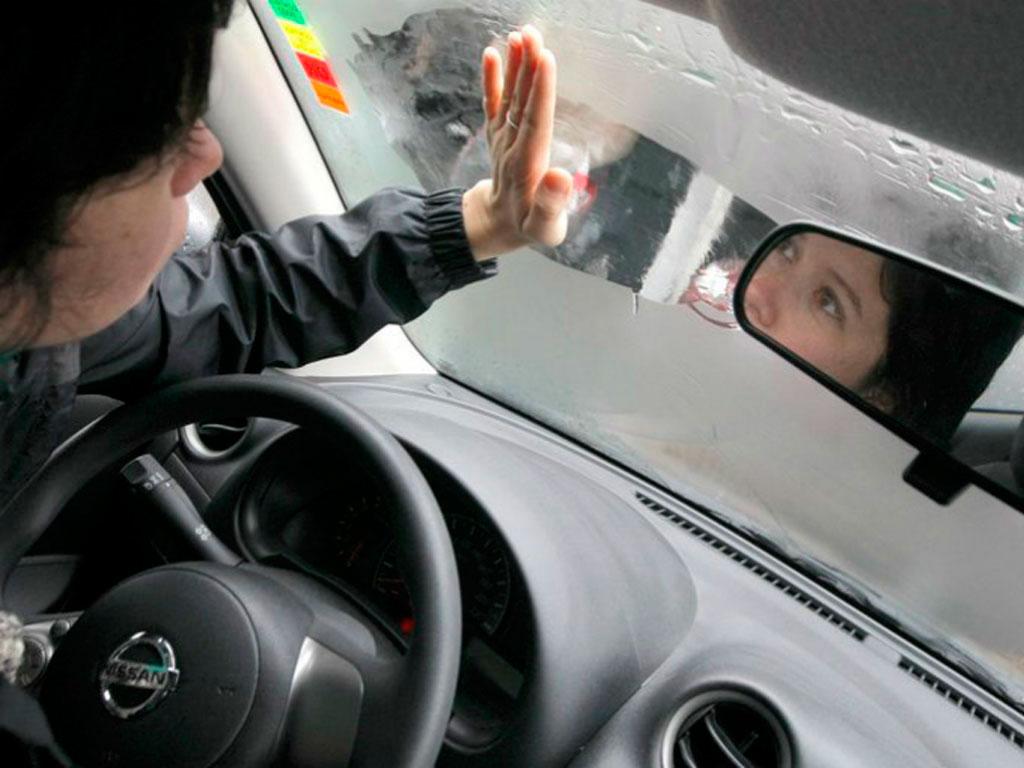 Humedad en el habitáculo del coche