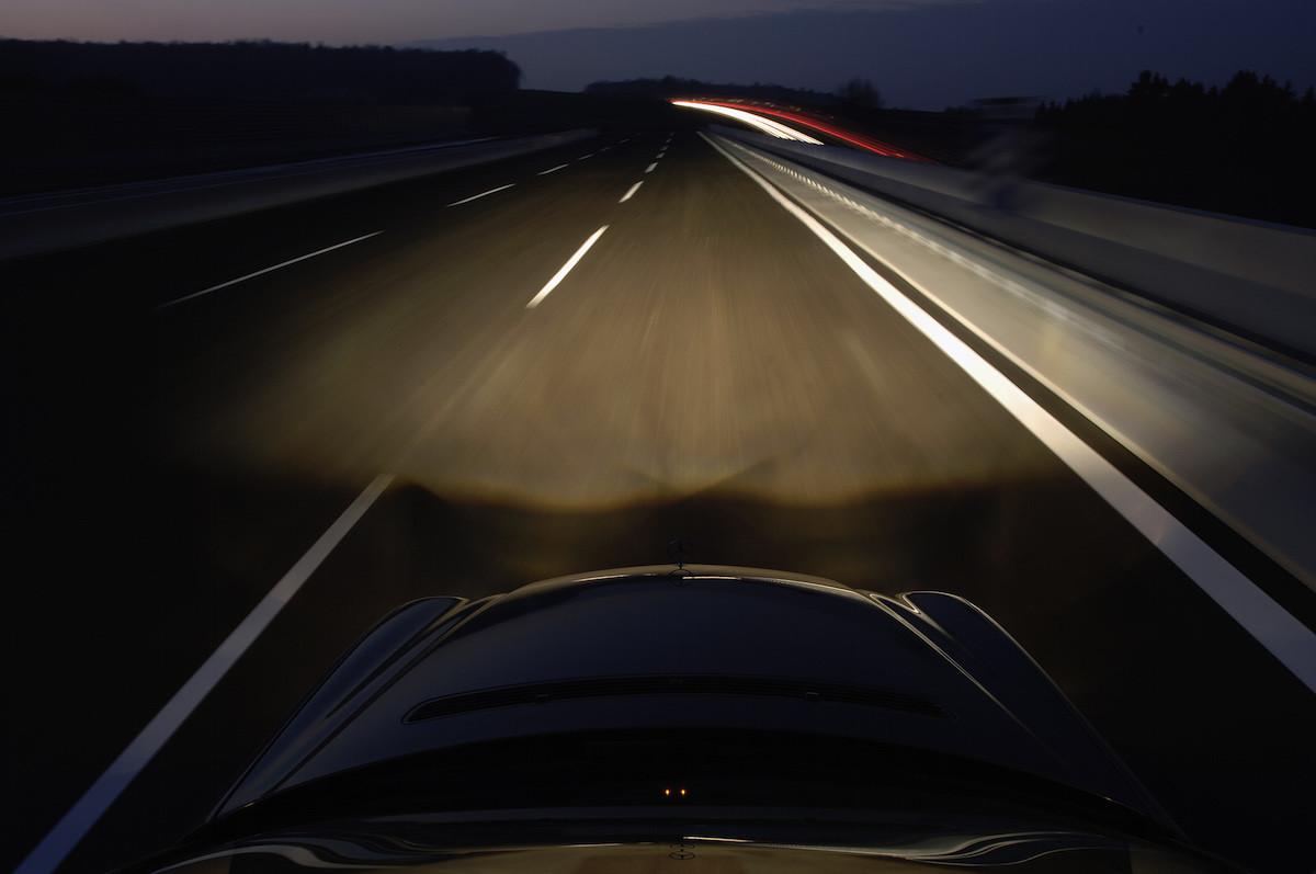 Radares por la noche