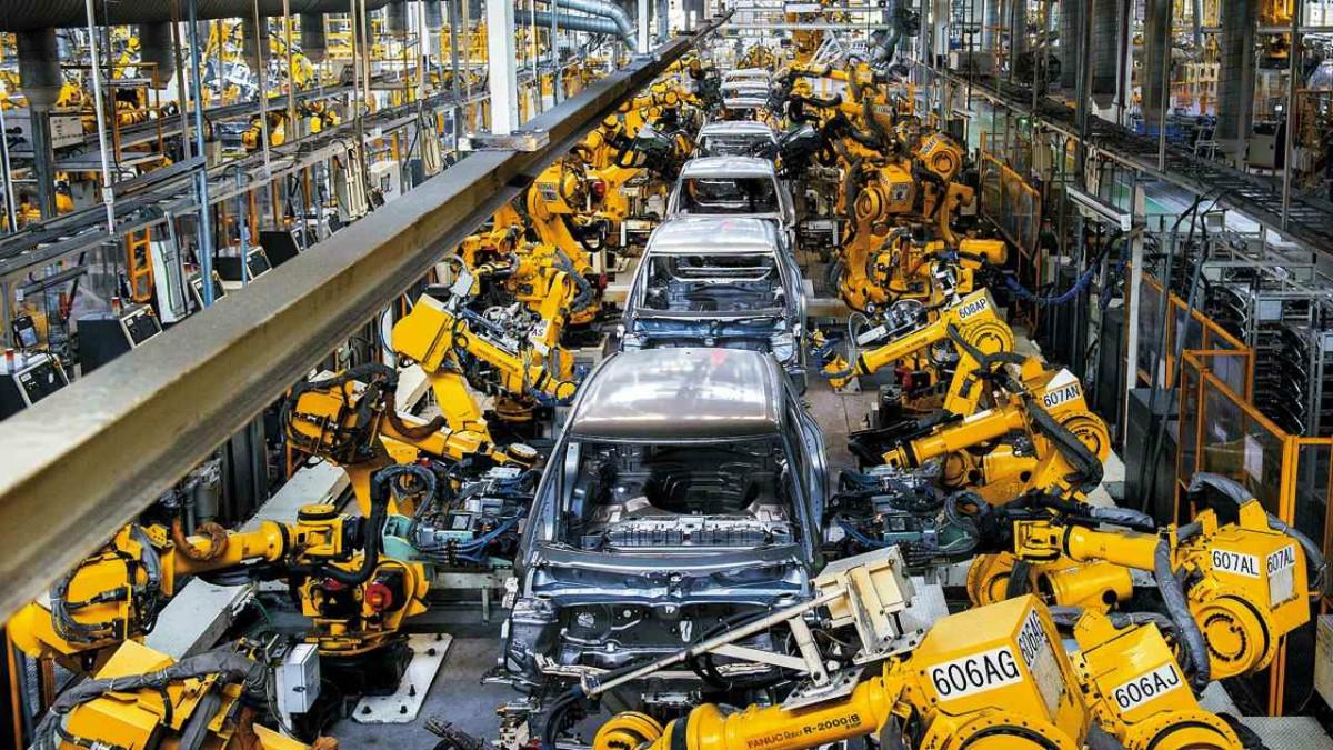 Fábricas de coches