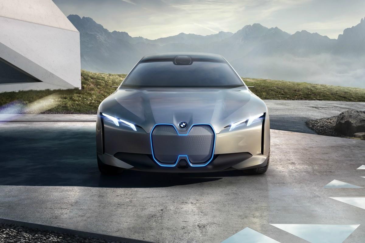 BMW i4 en 2020
