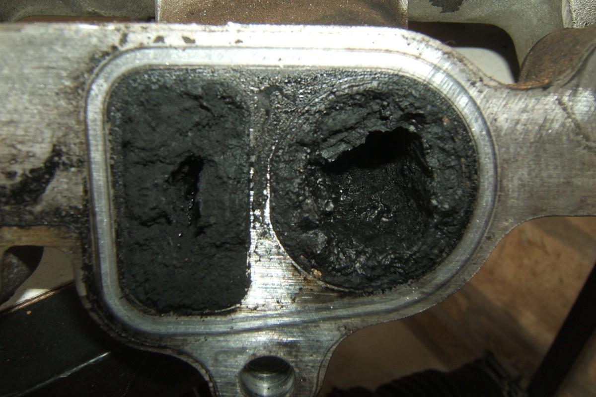 Descarbonizar el motor
