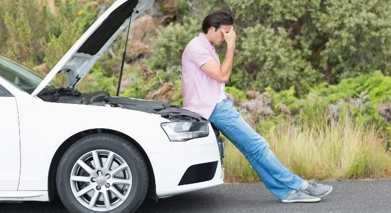 malos hábitos que dañan tu coche