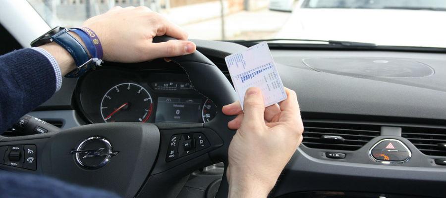 duplicado del carnet de conducir